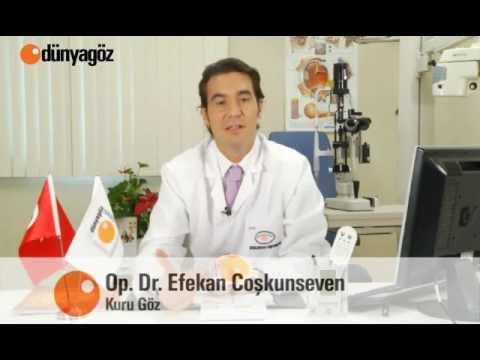 Kuru Göz - Op. Dr. Efekan Coşkunseven