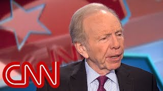 Lieberman on 2020: Don't count Bernie Sanders out - CNN