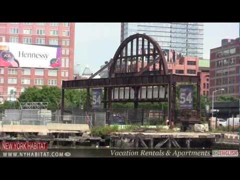 New York City - Video tour of the Meatpacking District, Manhattan (Part 2)