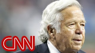 Robert Kraft issues apology after solicitation charges - CNN