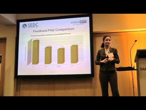 Jessica Stromback at Smart Utilities Scandinavia