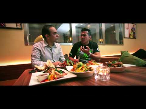 Aaron Aziz in Hong Kong Ep 6 (Spices Part 2)
