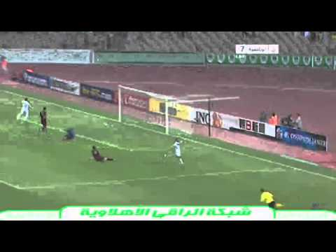 خطورة مصطفى بصاص Ahli VS Jaish AFC Champions League