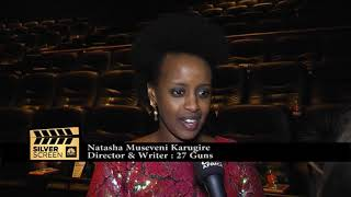 Natasha Karugire's film '27 Guns' premieres in South Africa - ABNDIGITAL