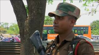 APR 18, 2019 : India bolsters security ahead of phase two of general elections - ANIINDIAFILE