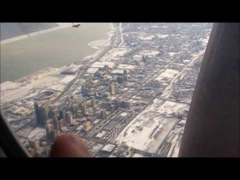 Flying Over Chicago Bears Soldier Field