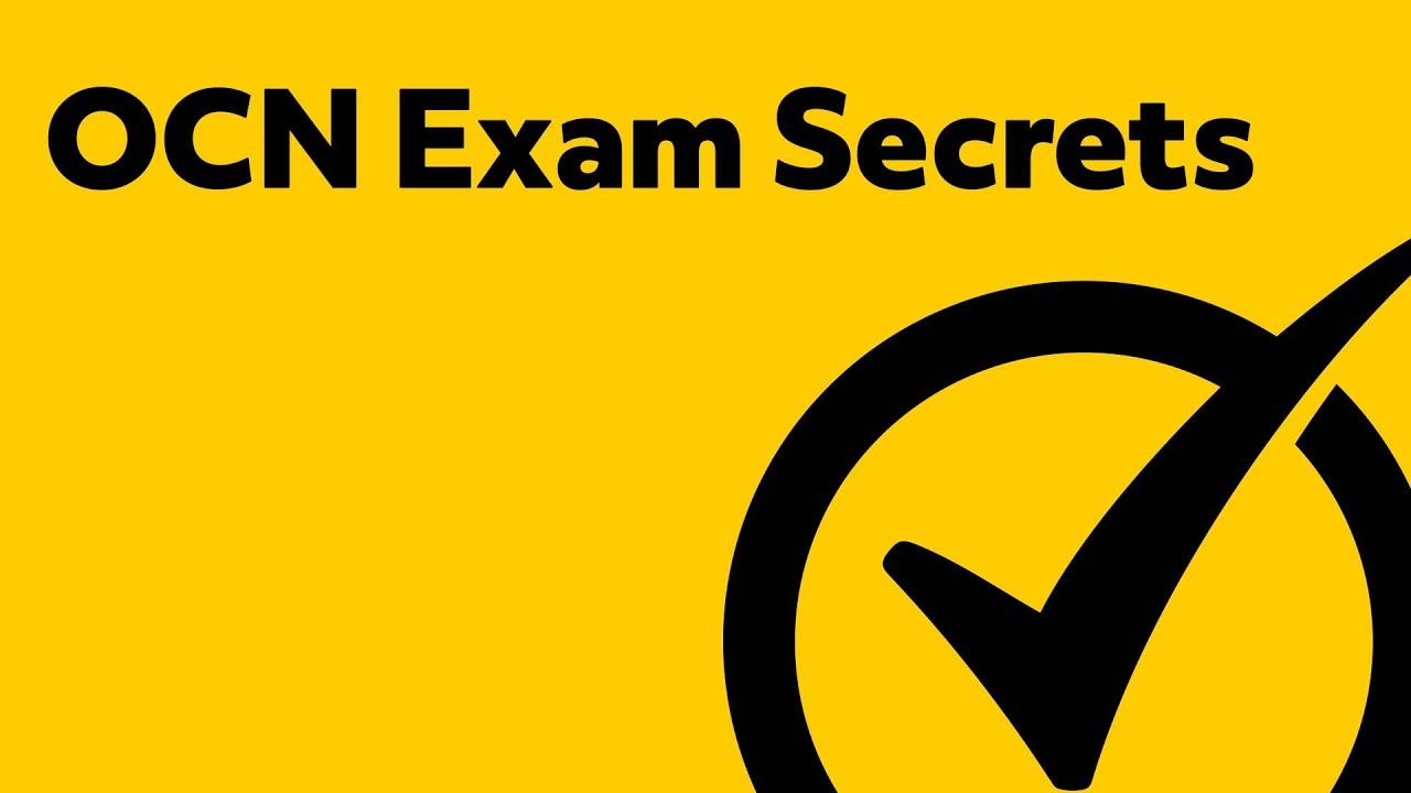 Ocn study guide