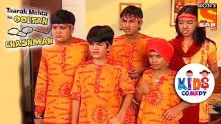 Tapu Sena Awards Punishment Medals | Tapu Sena Special | Taarak Mehta Ka Ooltah Chashmah - SABTV