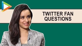 """Shraddha Kapoor: """"I was very LUCKY to collaborate with..."""" - HUNGAMA"""