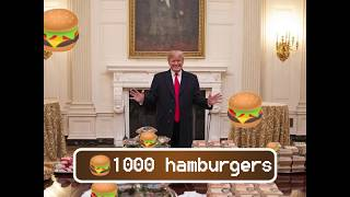 Trump's burger game: Shutdown edition - RUSSIATODAY