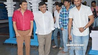 Bale Bale Magadivoy Movie Launch - Nani, Lavanya Tripathi, Maruthi    Idlebrain.com - IDLEBRAINLIVE