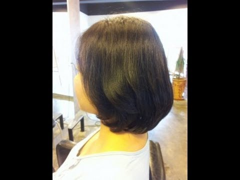Korean Style Volume Rebonding