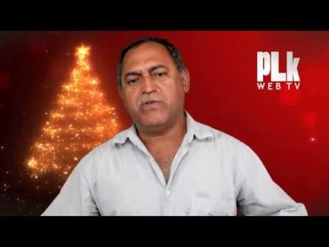 Mensagem de Natal: Tadeu Souza