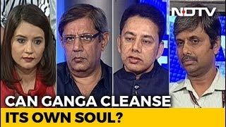 We The People: The Gap In Ganga Cleanup - NDTV