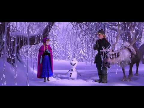 Disney's Frozen - Gender Swap Trailer