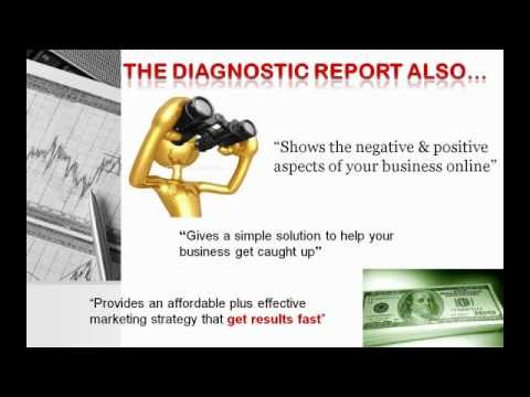 Free Online Marketing Diagnostic Report – Local Search Engines What Is Online Local Search