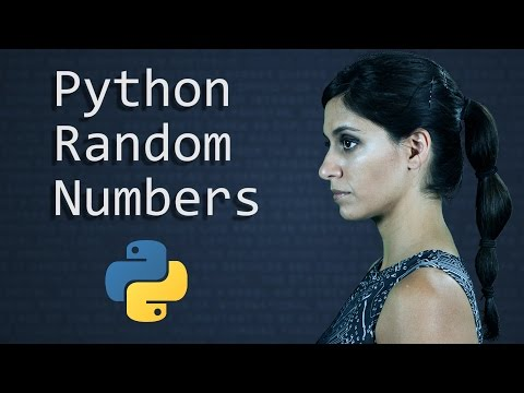 Python Random Number Generator: the Random Module - Learn Python Programming  (Computer Science)