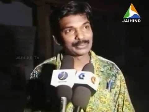Santhosh Pandit Election, Voting Day, Jaihind TV, 10-04-14