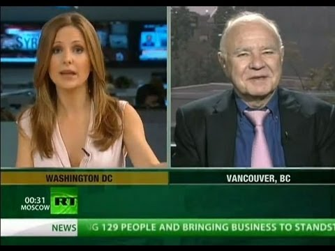 Marc Faber on a Global Crash, the U.S. Treasury Bubble and China's Slowdown