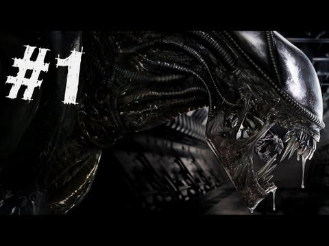 Aliens Colonial Marines Gameplay Walkthrough Part 1 - Distress - Mission 1