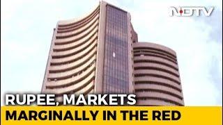 Sensex Dips Over 90 Points, Nifty Near 10,760 - NDTVPROFIT