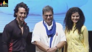 World Yoga Day Celebrations Whistling Woods | Tiger Shroff | Sri Balaji Video - SRIBALAJIMOVIES