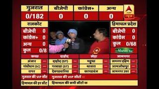 #ABPResults : BJP will win hands down, say Rajkot residents - ABPNEWSTV