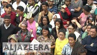 Striking Darjeeling tea workers join Gurkhaland campaign - ALJAZEERAENGLISH