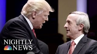 Donald Trump's Response To Charlottesville Sparks Action And Anger | NBC Nightly News - NBCNEWS