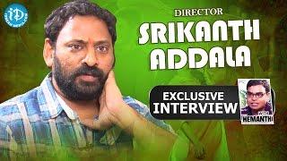 Brahmotsavam Director Srikanth Addala Exclusive Interview || Talking Movies with iDream # 163 - IDREAMMOVIES