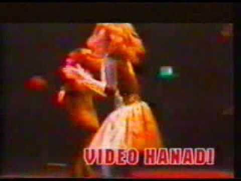 Divya Bharati Concert Clip ( Performance in Dubai ) * VERY RARE
