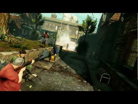 UNCHARTED 3: Drake's Deception - Drake's Deception Map Pack