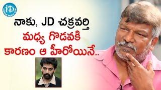 Krishna Vamsi about JD Chakravarthy Controversy | Frankly With TNR | Celebrity Buzz With iDream - IDREAMMOVIES