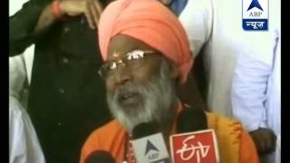 BJP MP Sakshi Maharaj's controversial statement l Says 'madrassas' give 'education of terrorism': - ABPNEWSTV