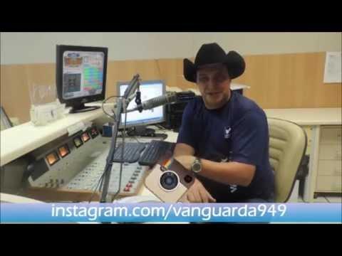 Recado dos locutores da Vanguarda FM 94,9