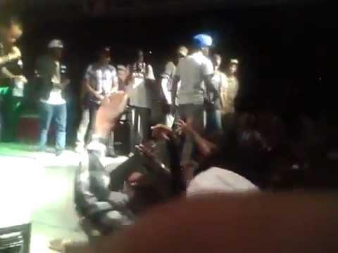 Popcaan & Tommy Lee Sparta  - Live In St Vincent [FEB 2012]