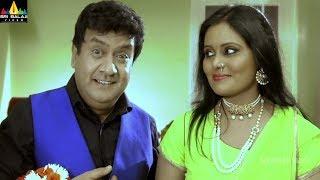 Ghar Damaad Movie Scenes | Gullu Dada Comedy with Preethi Nigam | Latest Hyderabadi Comedy - SRIBALAJIMOVIES