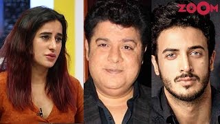 Saloni Chopra on seeking LEGAL ACTION against Sajid Khan & Zain Durrani - ZOOMDEKHO