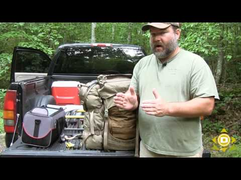 How to put on a heavy pack and other questions answered