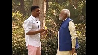 Ghanti Bajao: PM Modi reveals what he does when he gets angry - ABPNEWSTV
