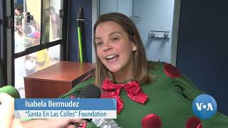 Volunteer Initiative Helps Homeless, Poor in Venezuela - VOAVIDEO