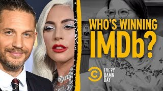 Ranking IMDb's Hottest Celebrities & An Impressions Face-Off - COMEDYCENTRAL