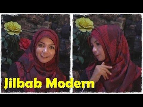 Cara Memakai Jilbab Modern Cantik #by Revi