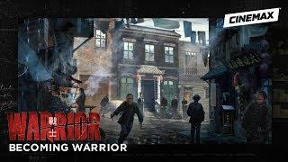 Becoming Warrior | Part 6: The Script | Cinemax - CINEMAX