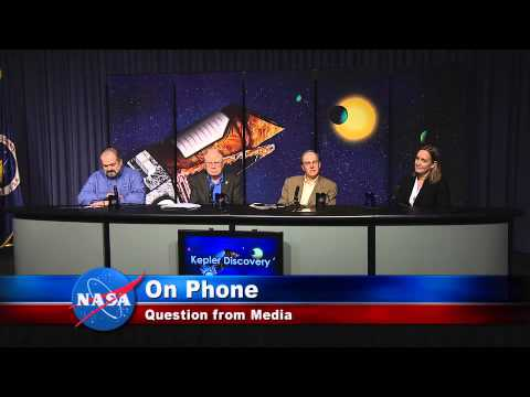 NASA's Kepler Finds Its First