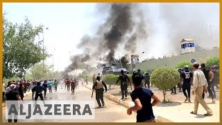 🇮🇶 Death toll rises in southern Iraq protests | Al Jazeera English - ALJAZEERAENGLISH