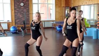 V&P. Видео урок 4 для Tusa Tv. GO-GO. Тренер - КОрыстова Валерия