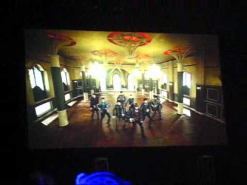 SUPER JUNIOR Opera (Japanese ver) PV Teaser