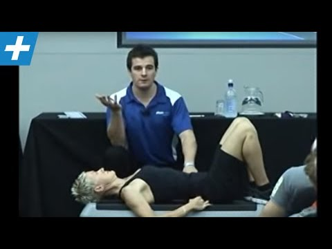 Lumbar Spine Disc Injury Rehab - Tim Keeley