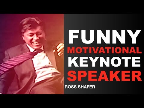 Grab Market Share Through Innovation by Leadership Speaker Ross Shafer